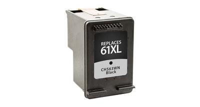 HP61XL CH563WN ---BLACK (Item#1852)... (INK REFILL)